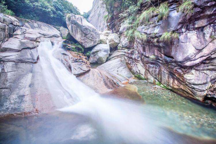 障山大峽谷旅遊風景區