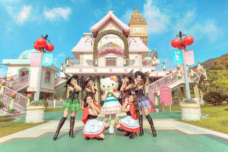 Hangzhou Hello Kitty Park2