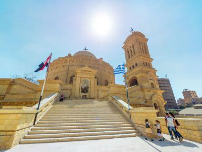 Saints Serguis and Bacchus Church