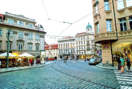 Lesser Town Square