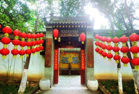 샤오옌타(소안탑) 옌위안(안원) 그림자극장