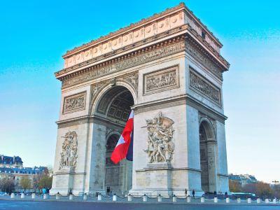 Arc de Triomphe de l'Etoile