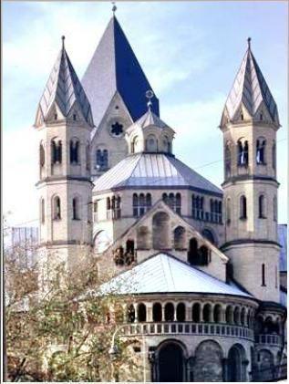 romanische Kirchen