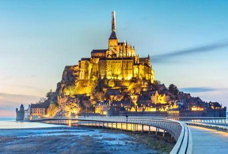 Abbaye de Mont-St-Michel