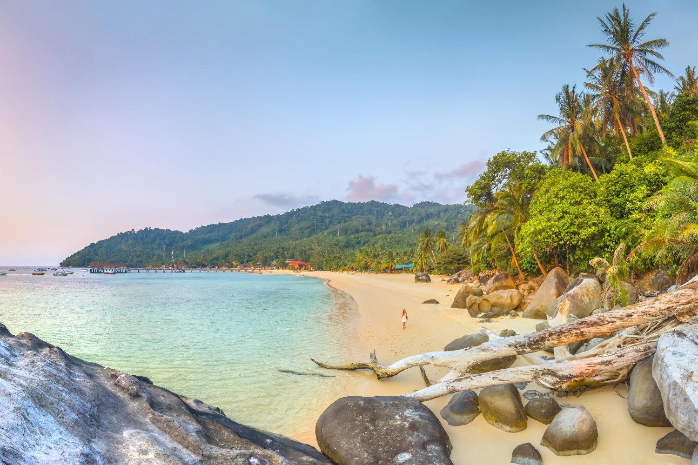 Salang Beach