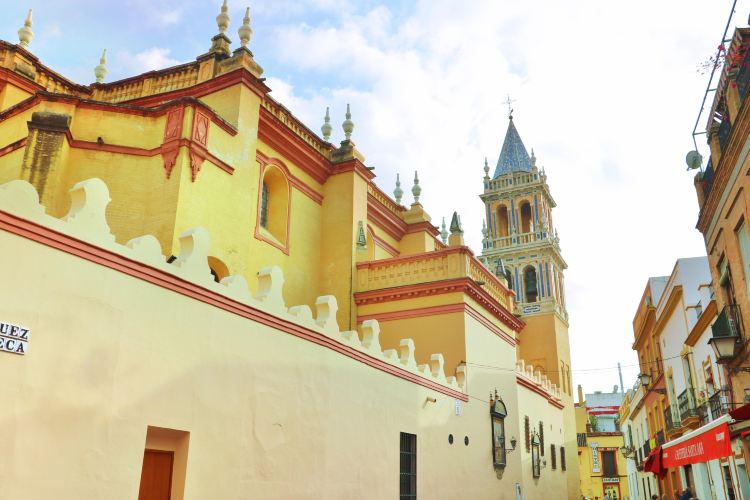 Iglesia De Santa Ana Travel Guidebook Must Visit Attractions In Sevilla Iglesia De Santa Ana Nearby Recommendation Trip Com
