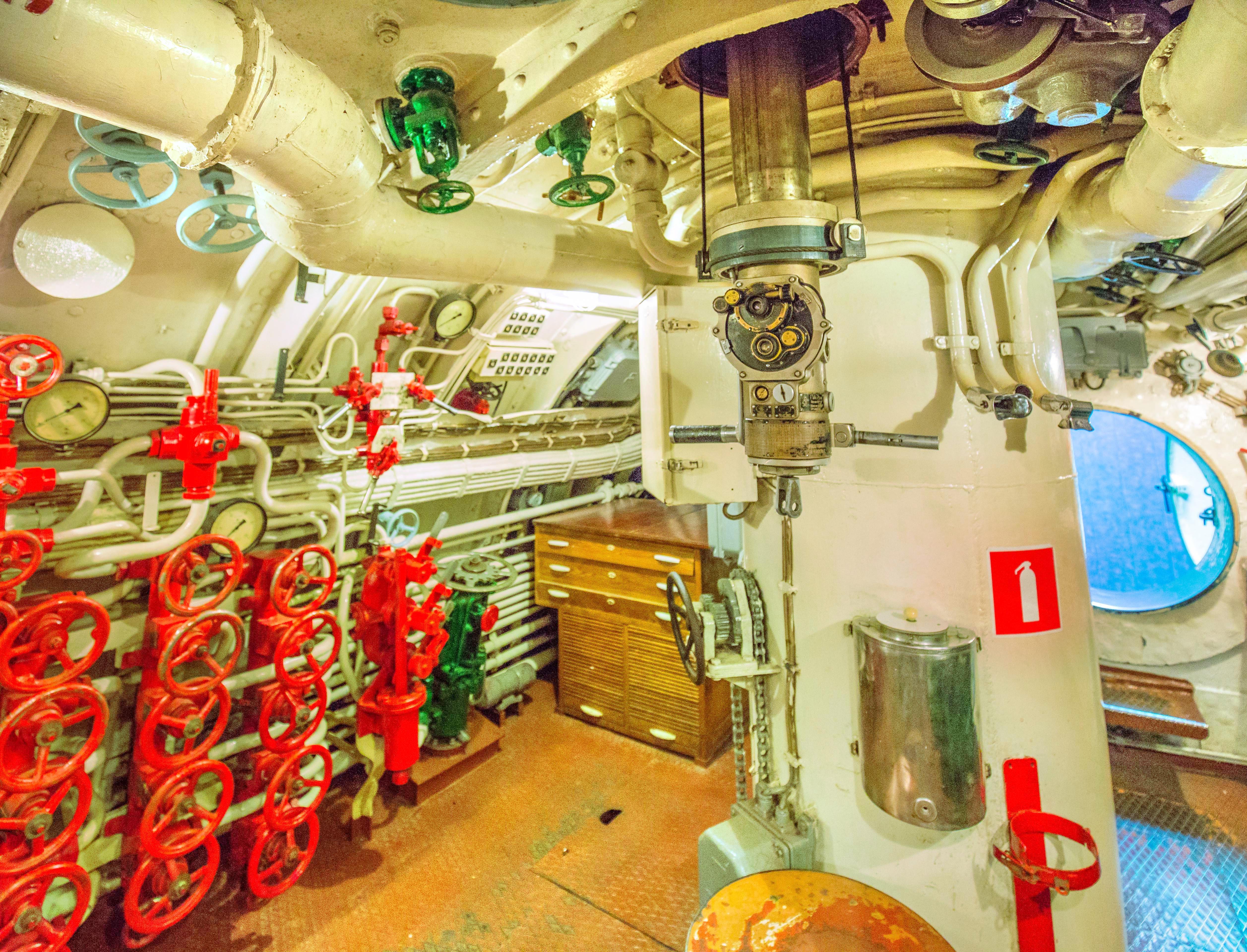 潛水艇C-56博物館