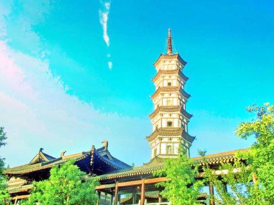 취저우 천왕탑