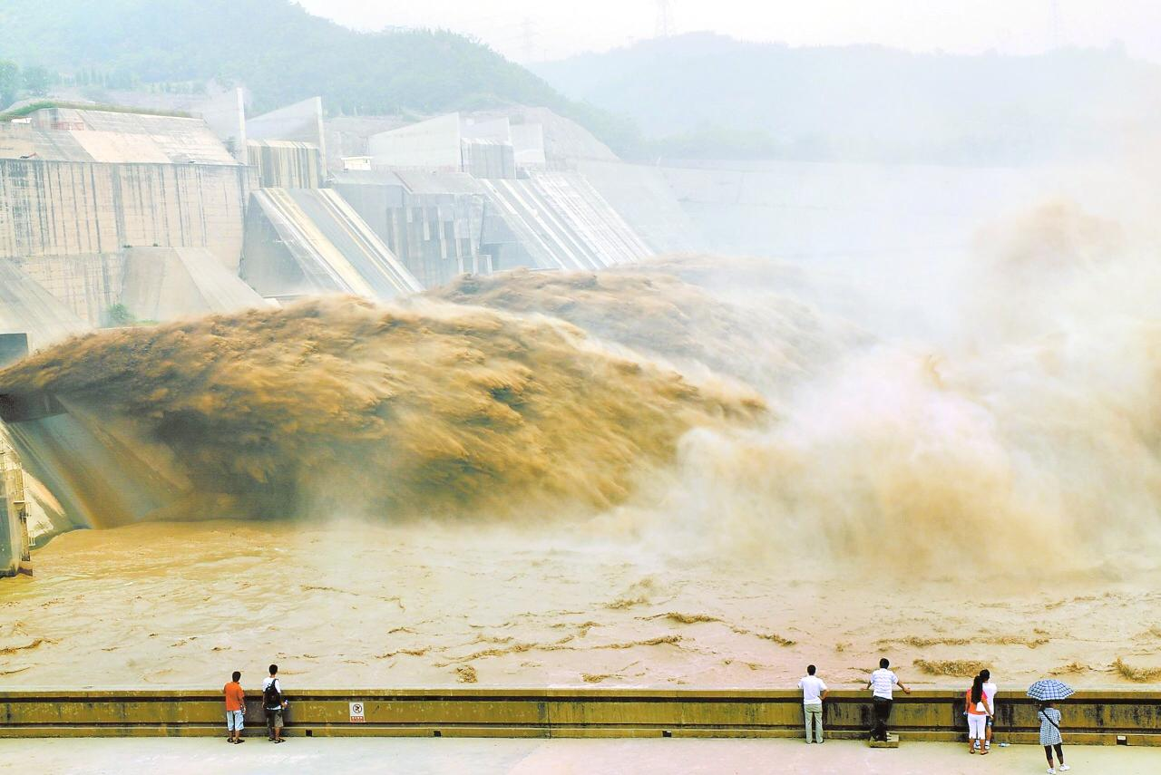 濟源黃河小浪底風景區