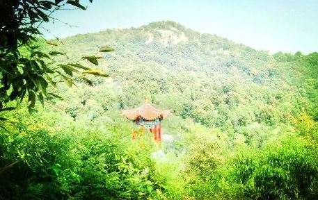 Lianqing Mountain Provincial Geology Park