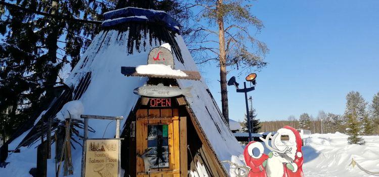 Santa's Salmon Place3
