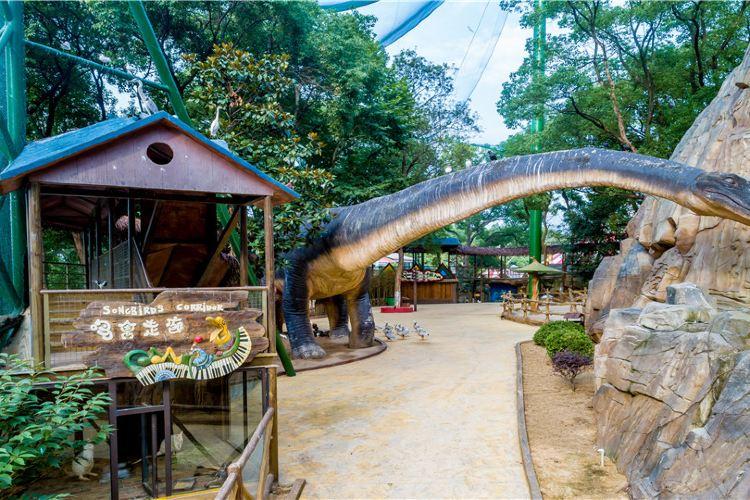 東湖海洋樂園飛鳥世界1