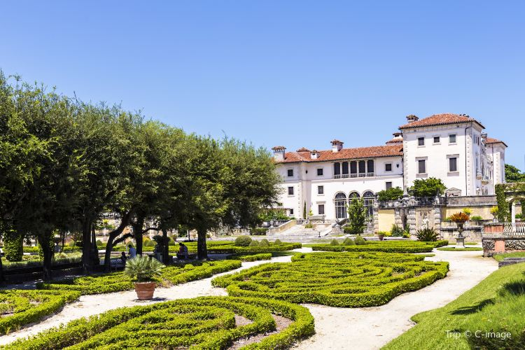 Vizcaya Museum and Gardens1