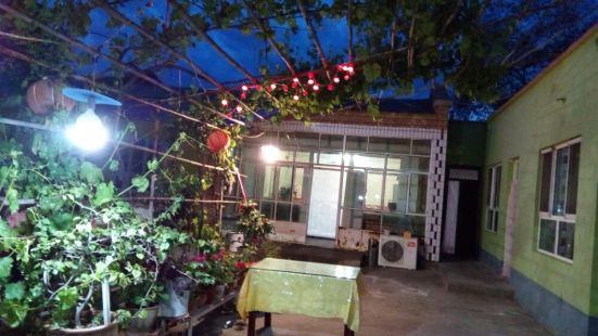 錫伯印象庭院餐廳