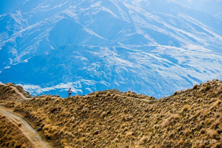 Roys Peak Track1