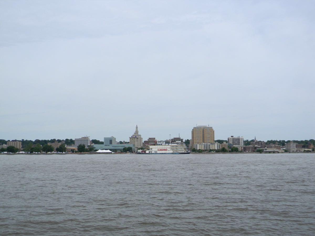 Mississippi River Visitors Center
