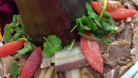 阿里巴巴藏餐燒烤
