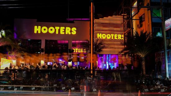 Hooters Pattaya