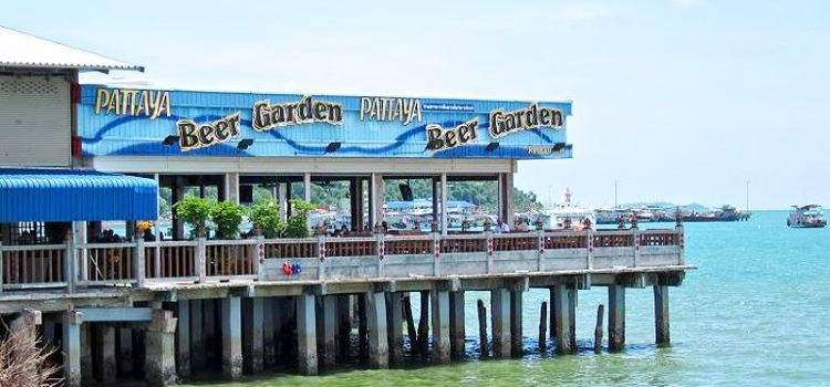 Pattaya Beer Garden1