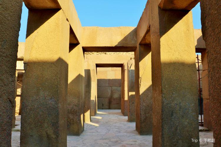 カフラー王の河岸神殿2
