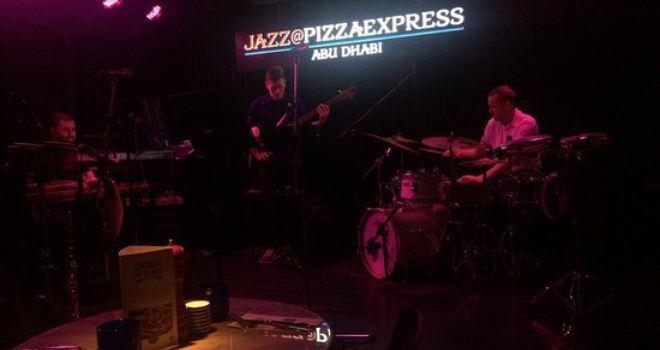 Jazz @ PizzaExpress阿布扎比1