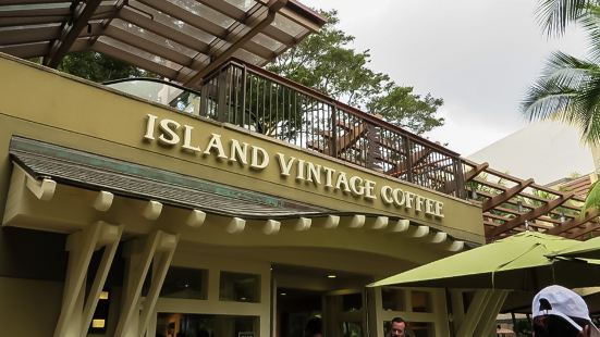 Island Vintage Coffee(ROYAL HAWAIIAN CENTER)