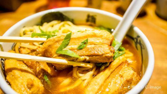 Menya Musashi Flagship restaurant