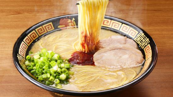 一蘭拉麵(台灣台北本店)