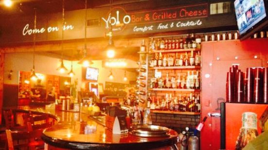 Yolo Bar Grilled Cheese