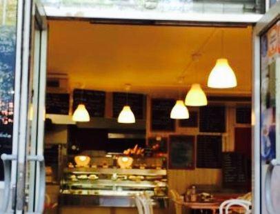 Pyxis Cafe