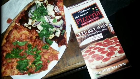 161st Street Pizza