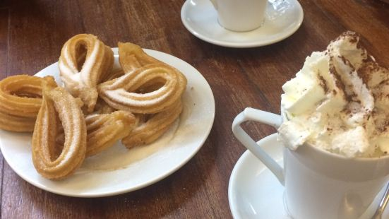 Petritxol Cafe