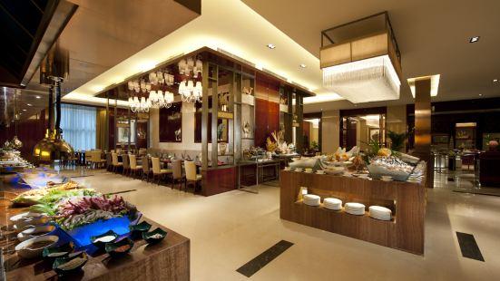 西安富力希爾頓酒店自助餐廳