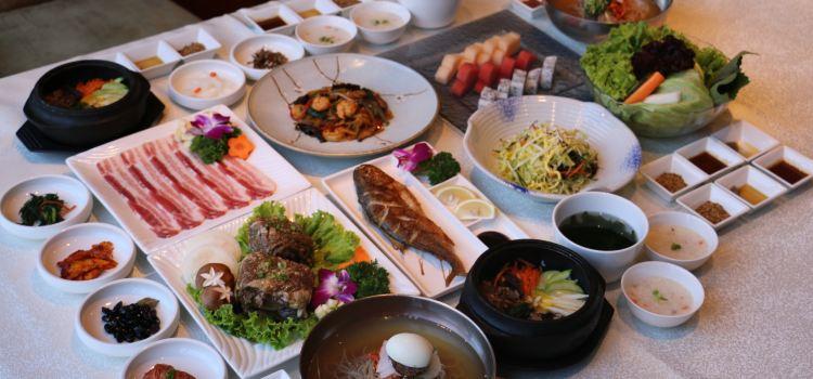 萬達威斯汀韓餐廳3