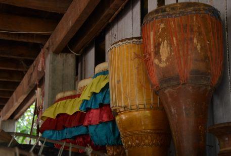 Treang Village Troditional Instrument Class