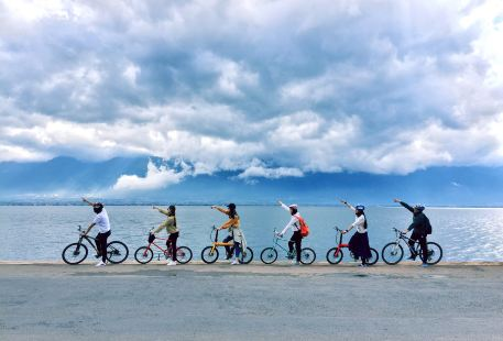 4+2 Erhai Lake Bike Trail