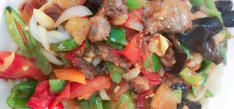 新疆風味餐廳1