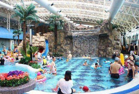 Shangtian Water Park