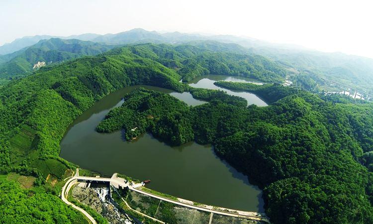 靈龍湖生態文化旅遊區1