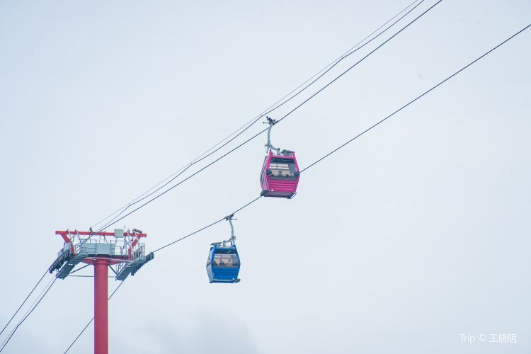 Vinpearl Cable Car3