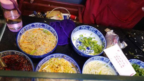 陝西岐山麵館