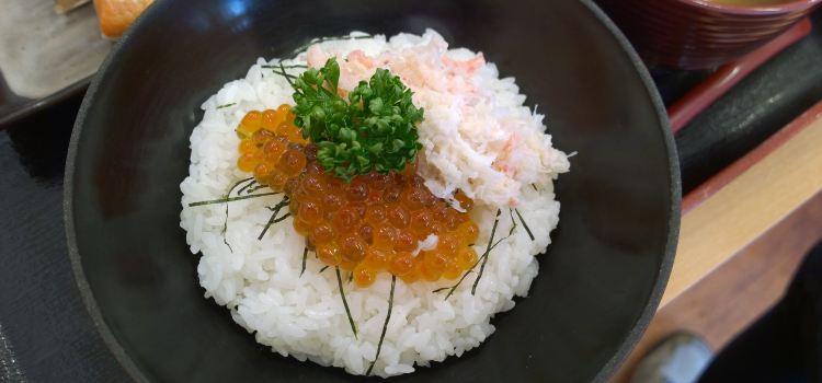 函館朝市食堂 Ikura亭3