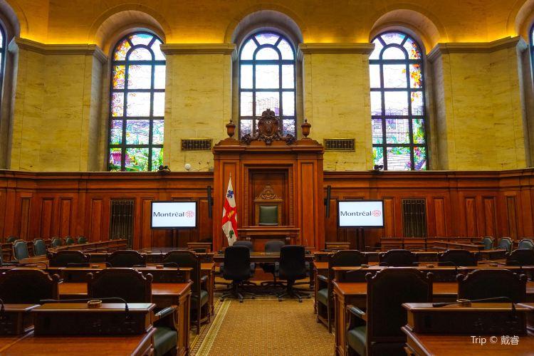 蒙特利爾市政廳1