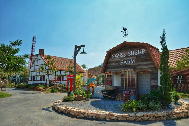 芭提雅瑞士綿羊牧場