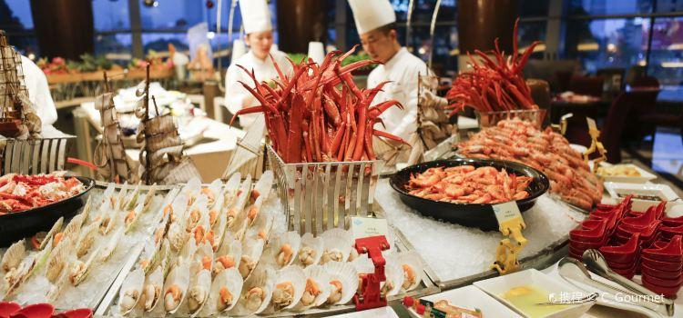 香格里拉大酒店怡咖啡自助餐廳3