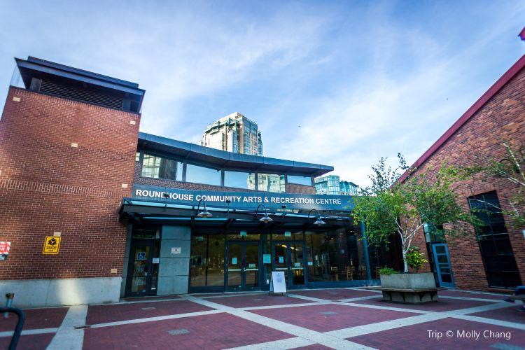 Roundhouse Community Arts & Recreation Centre2