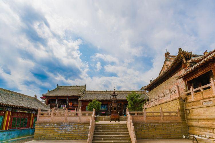 Wutai-huangcheng Sceneic Area4
