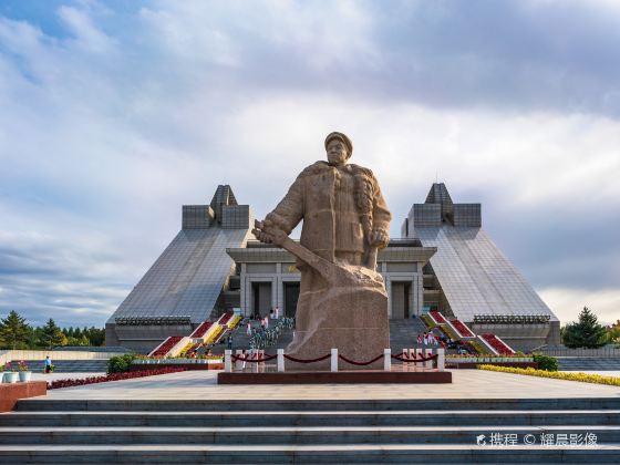 Iron Man Wangjinxi Memorial