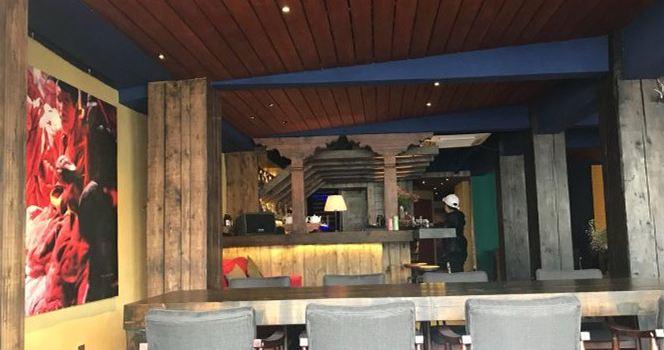 岡拉梅朵藝術餐廳·街景咖啡吧2