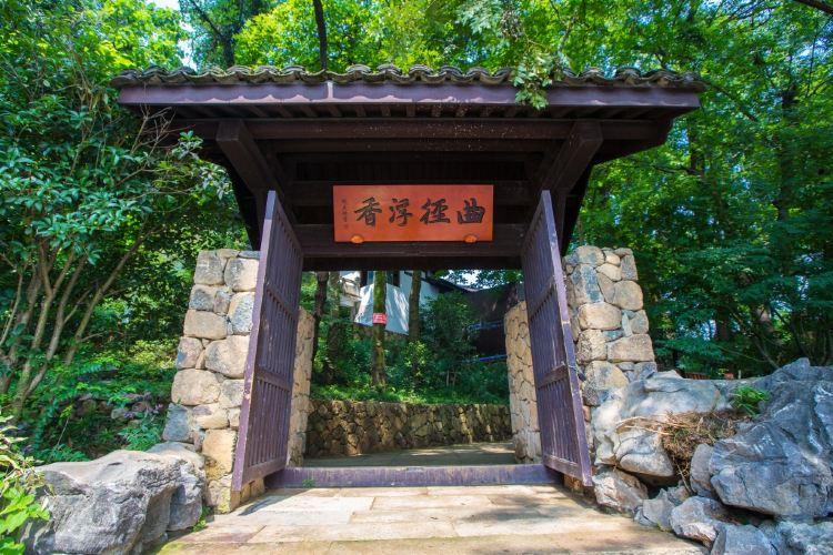 中國茶葉博物館龍井館區1
